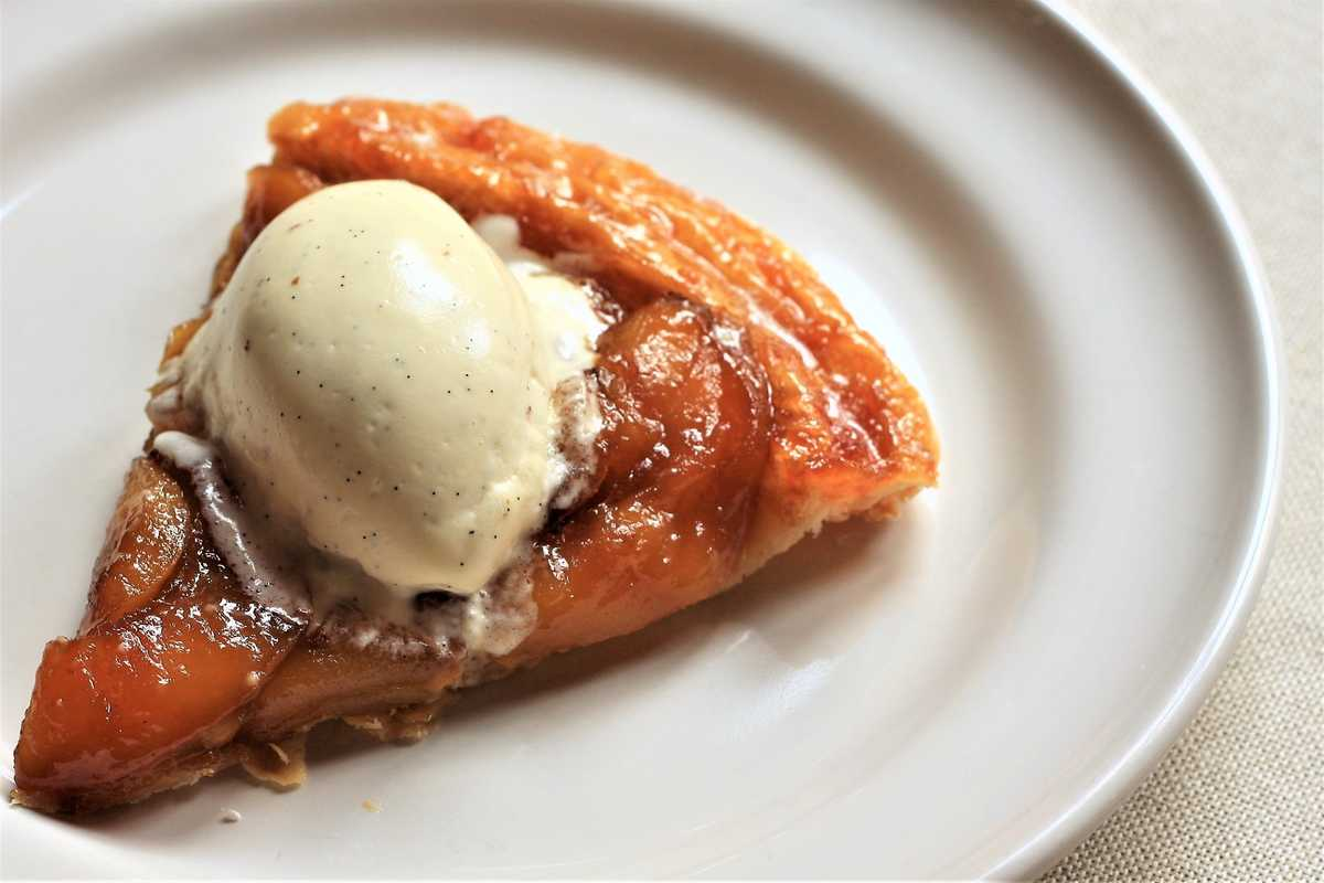Apple Tarte Tatin Image