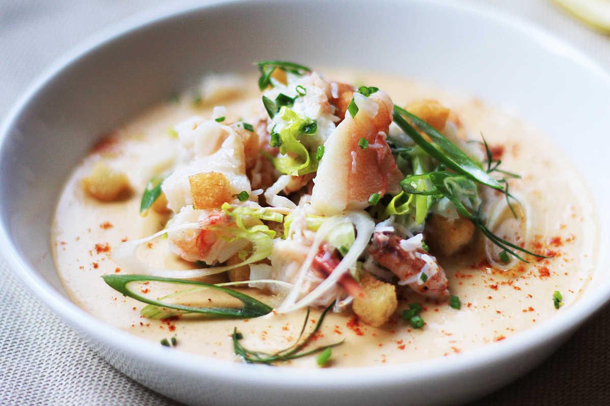 Crab Salad Image