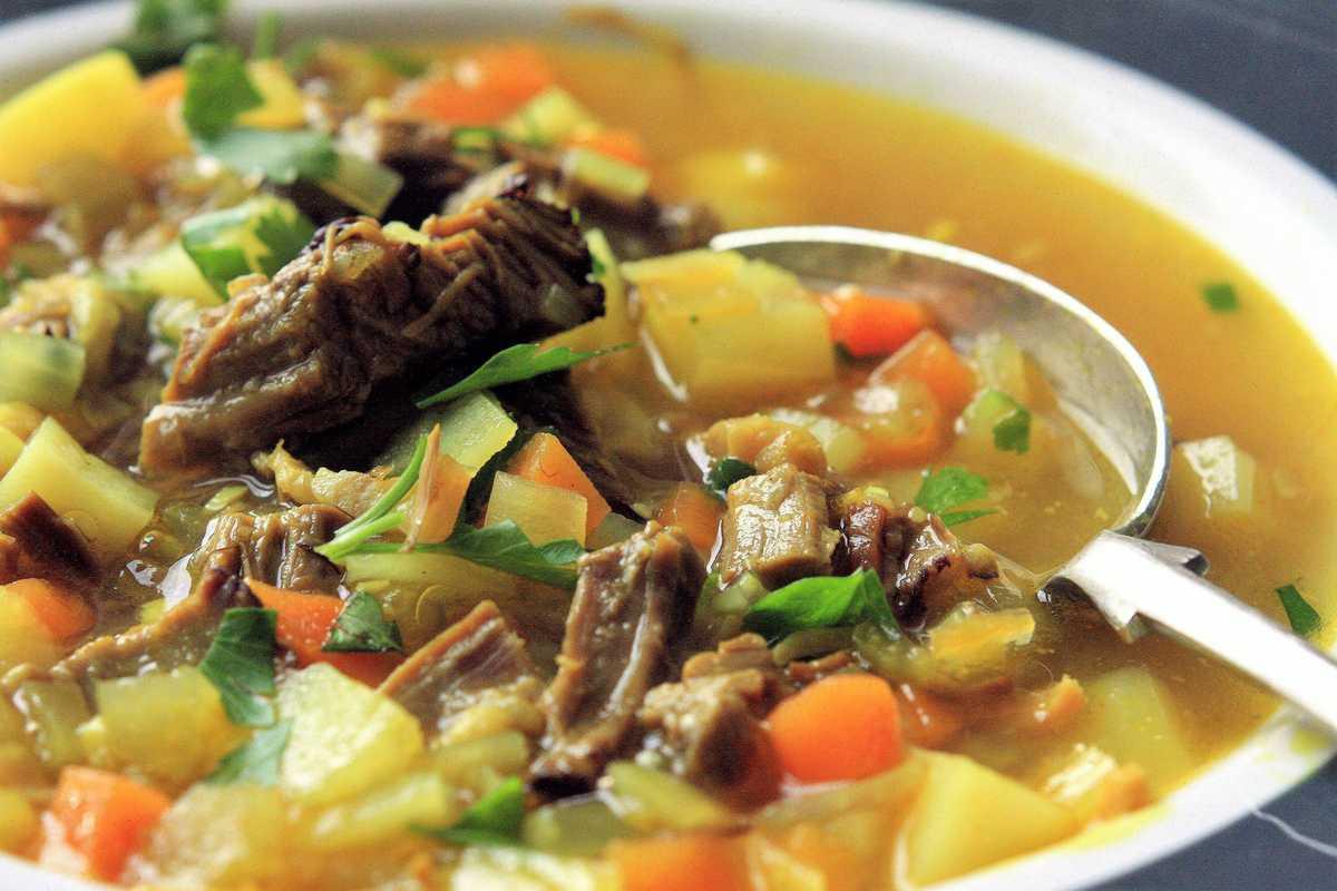 Mulligatawny Soup Image