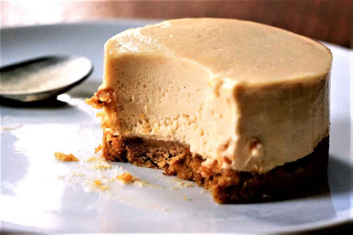 Peanut Caramel Cheesecake Image
