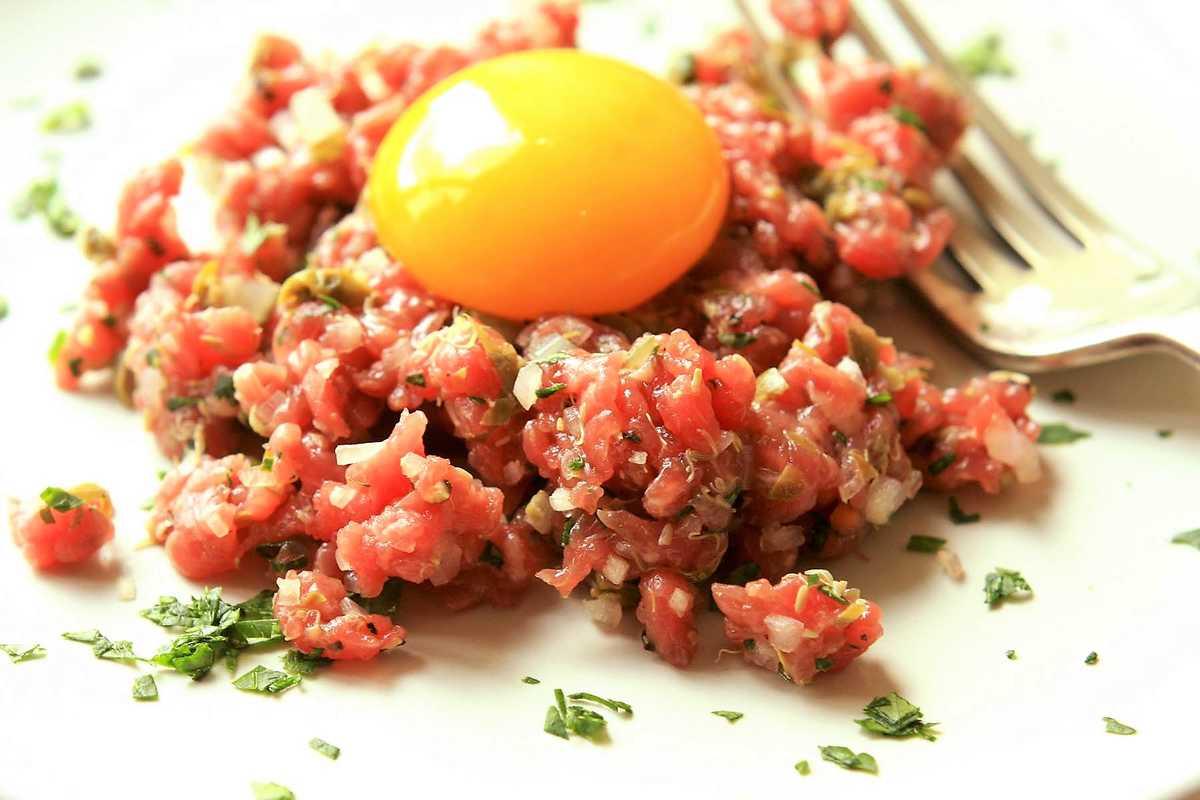 Steak Tartare Image